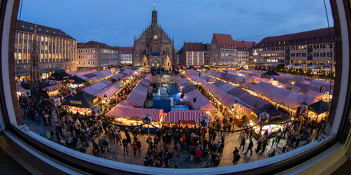 Wegen Corona: Nürnberg sagt Christkindlesmarkt ab!