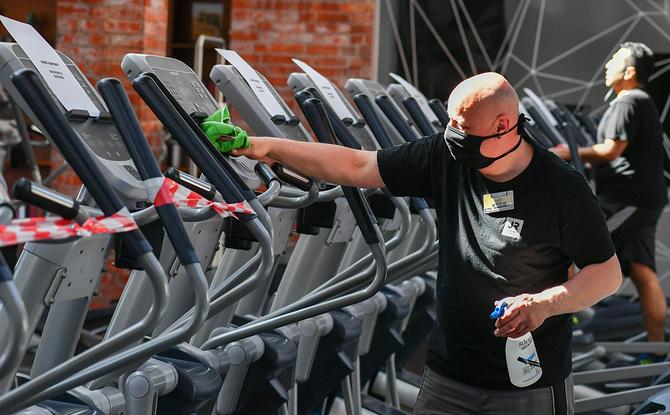 Fitnessstudios, Sport, Freibäder & mehr: Diese Lockerungen kommen ab Montag