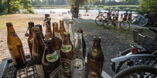 Alkoholverbot in Bayern auf öffentlichen Plätzen: Das ist der aktuelle Stand