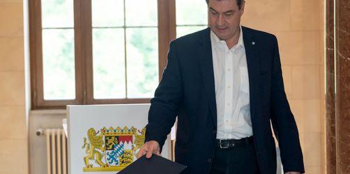 Söder gibt neuen Fahrplan bekannt: Weitere Lockerungen nach Pfingsten