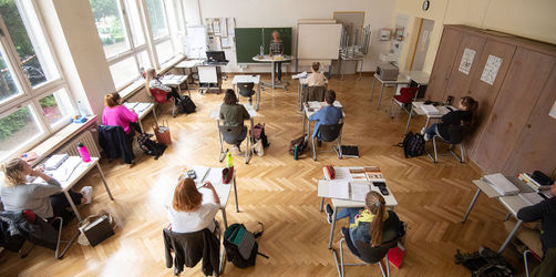 Corona-Lockerung: So geht es für die Schüler und Kinder in Bayern weiter