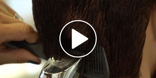 Haare schneiden während Corona: Friseurweltmeisterin gibt Video-Anleitung