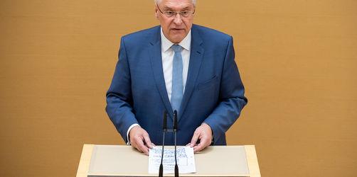 Innenminister Herrmann: Am Wochenende auf Ausflüge verzichten