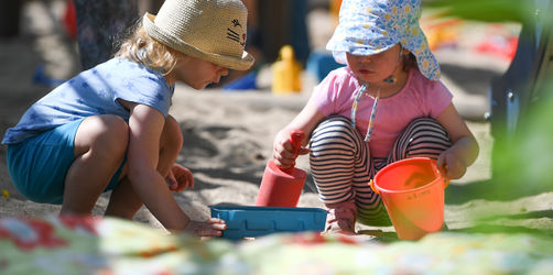 Neue Corona-Lockerung: Alle Kinder in Bayern dürfen zurück in die Kita
