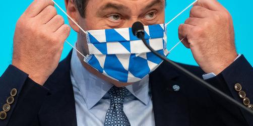 Corona: Maskenpflicht, Feiern, Freizeit - Das gilt ab Montag in Bayern