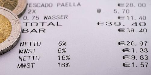 Für Gastronomie: Bayern fordert dauerhafte Senkung der Mehrwertsteuer