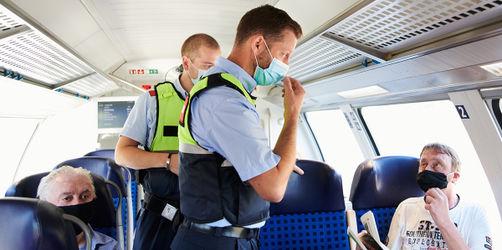 Bus und Bahn: Polizei kontrolliert heute Einhaltung der Maskenpflicht