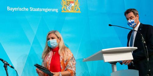 Panne bei Corona-Tests: Gesundheitsministerin Huml bot Rücktritt an