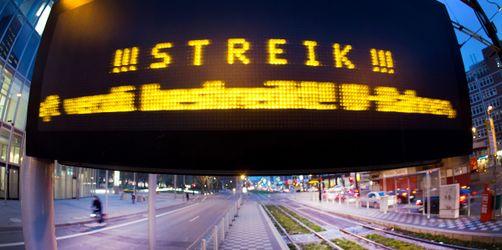 Streik bei Bus, Straßenbahn, U-Bahn: Diese bayerischen Städte sind betroffen