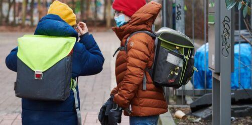 Neu beschlossen: Kinder müssen keine FFP2-Maske mehr tragen