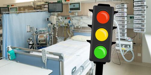Krankenhausampel statt Inzidenz: Hier findet ihr alle aktuellen Zahlen