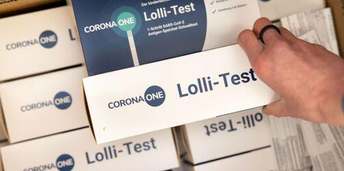 Corona in Kitas: Bayern kündigt kostenlose Lolli-Tests an