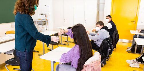 Tests an Grundschulen: So soll es in der nächsten Woche weitergehen