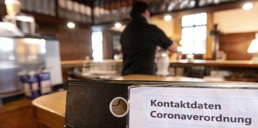 Neue Corona-Regelung: Kontaktdaten sind beim Essen gehen nicht mehr nötig!