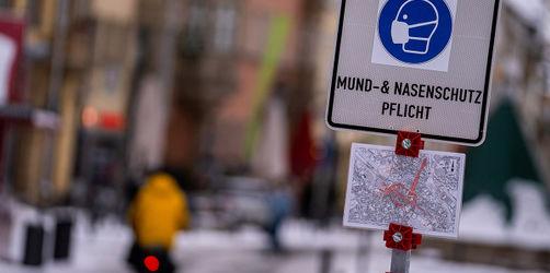 Erstmals wieder unter 100: Corona-Inzidenzwert in Bayern sinkt weiter