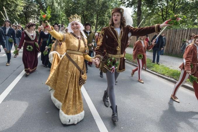 Bewerben Sie Sich Fur Die Landshuter Hochzeit 2017 Antenne Bayern