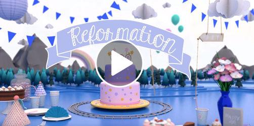 Reformation leicht erklärt: Animationsfilm über Martin Luther