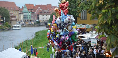 Nach einem Jahr Pause: Bamberg feiert wieder Sandkerwa