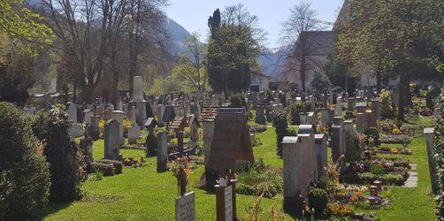 Berchtesgaden: Mit der Grab-Lotterie zur letzten Ruhe