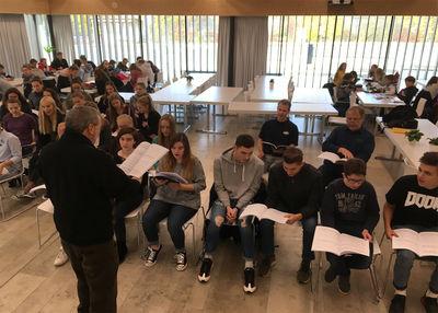 Aufregender Konzert-Trip: Schülerchor aus Niederbayern rockt New York