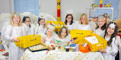 Einsendeschluss Weihnachtspostamt Himmelstadt: Antwort vom Christkind