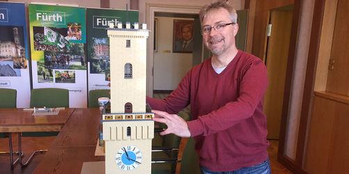 200-jähriges Jubiläum: Fürther bauen Rathaus aus Lego