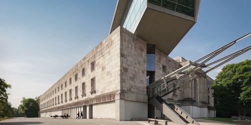 Umbaupläne: Nürnberger Doku-Zentrum Reichsparteitagsgelände platzt aus den Nähten