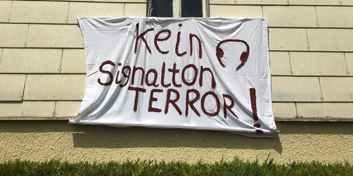 Anwohner wehren sich gegen Bimmel-Bahnhof in Hohenstadt