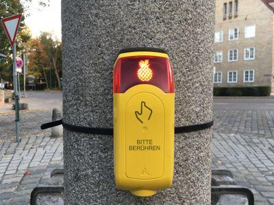 """""""Sinnboxen"""" in Augsburg"""