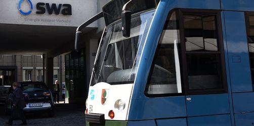 Augsburg: Großflächige Streiks bei Bussen und Straßenbahnen am Mittwoch