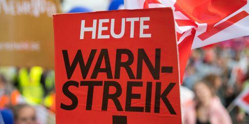 Warnstreiks im Nahverkehr am Donnerstag auch in Schweinfurt