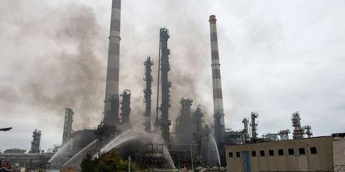 Vohburg: Bayernoil Brand führt zu Engpässen in Erdölproduktion
