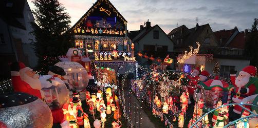 Weihnachtshaus in Unterfranken: «Das ist explodiert»