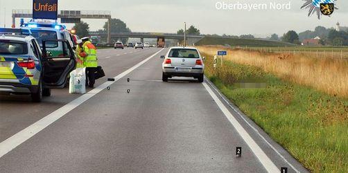 Toter auf A9 bei Allershausen: Polizei sucht Zeugen nach Unfallflucht