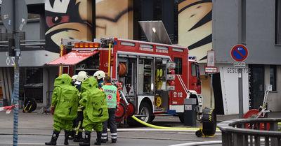 Ammoniak-Austritt in Straubing: Mindestens 14 Menschen verletzt