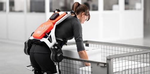 """""""Roboter zum Anziehen"""" aus Augsburg: German Bionic gewinnt Gründerpreis"""