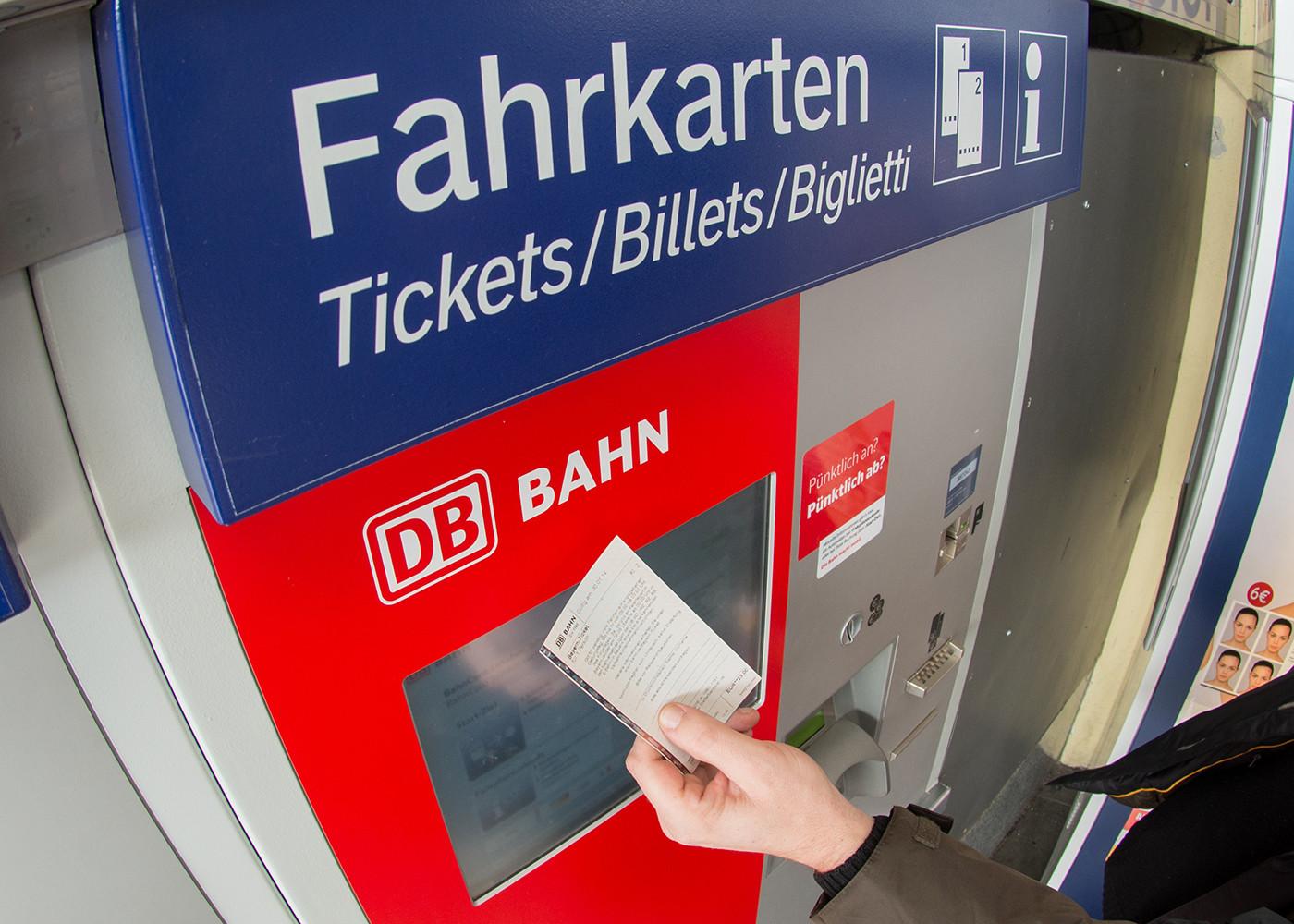 Bayern Ticket 5 Personen