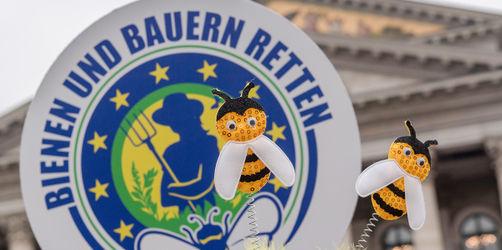 Europäische Bürgerinitiative für Bienen und Bauern gestartet