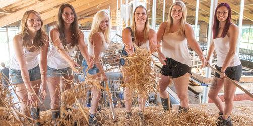 Casting startet: Models für Jungbauernkalender 2020 gesucht