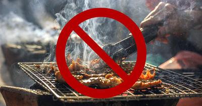 Wegen Waldbrandgefahr: Plätze zum Grillen im Bayerischen Wald gesperrt