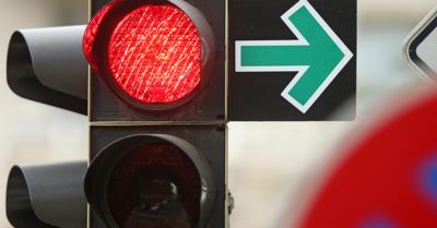 Abbiegen bei Rot: München und Bamberg testen Grünpfeil für Radfahrer
