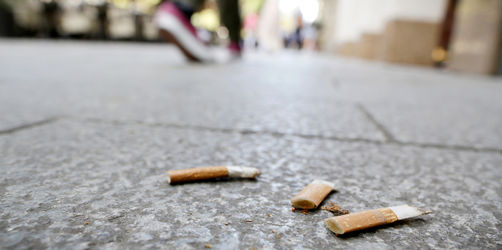 Nürnberg geht gegen Kippenschnipser vor
