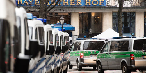 Sicherheitskonferenz schränkt Münchener und Reisende ein
