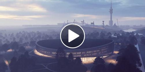 Neue Arena für FC Bayern Basketballer und EHC: So sieht die neue Halle aus