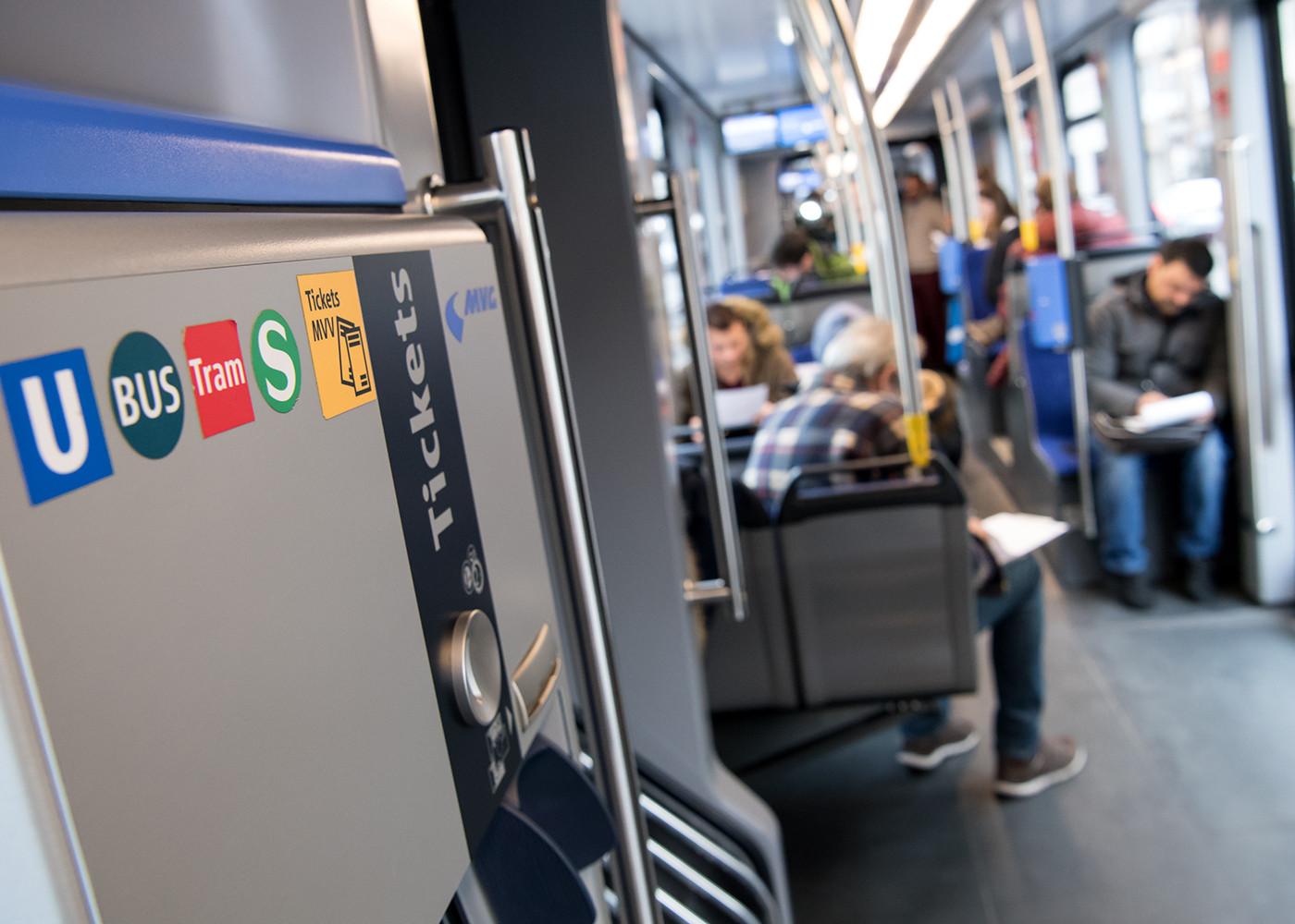 Busse, Tram und U-Bahn betroffen: Warnstreik bei Münchner