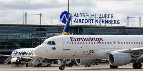 Ryanair streicht zwei Drittel der Flüge von und nach Nürnberg