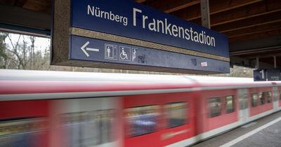 Nürnberger S-Bahn-Schubser: Mehrjährige Haftstrafen für Angeklagte