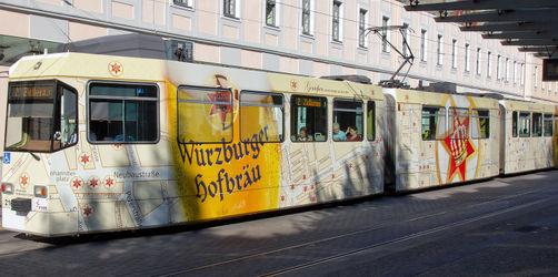 Würzburg sucht die schönste Straßenbahn