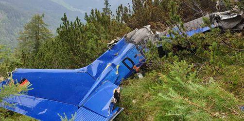 Nach Kleinflugzeugabsturz bei Schneizlreuth: Toter gefunden
