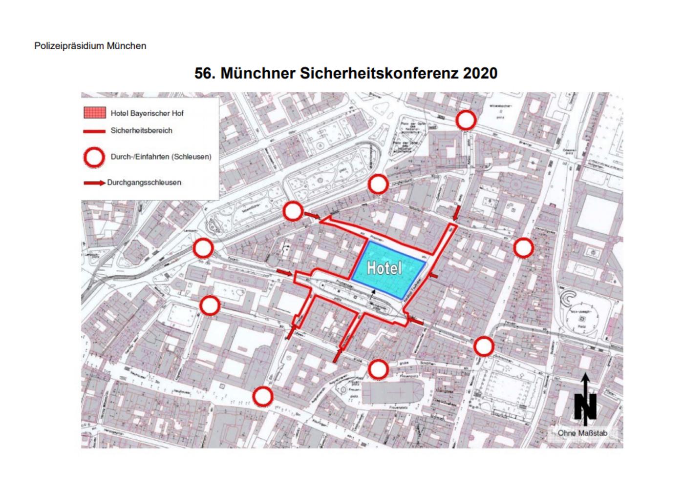 Straßensperrungen Bayern